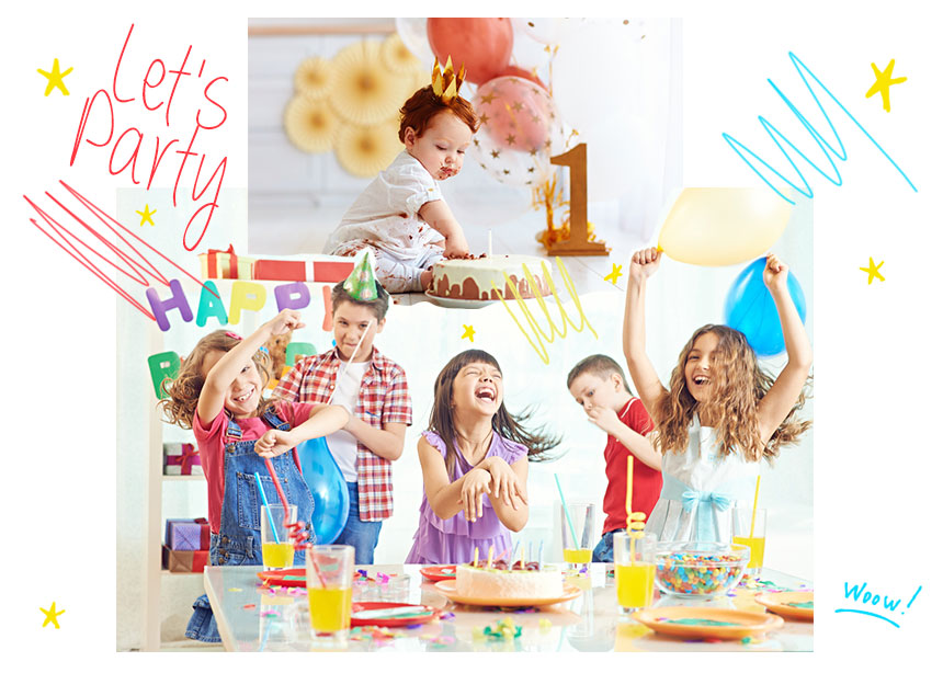 Με αυτά τα tips θα διοργανώσεις το τέλειο παιδικό πάρτυ