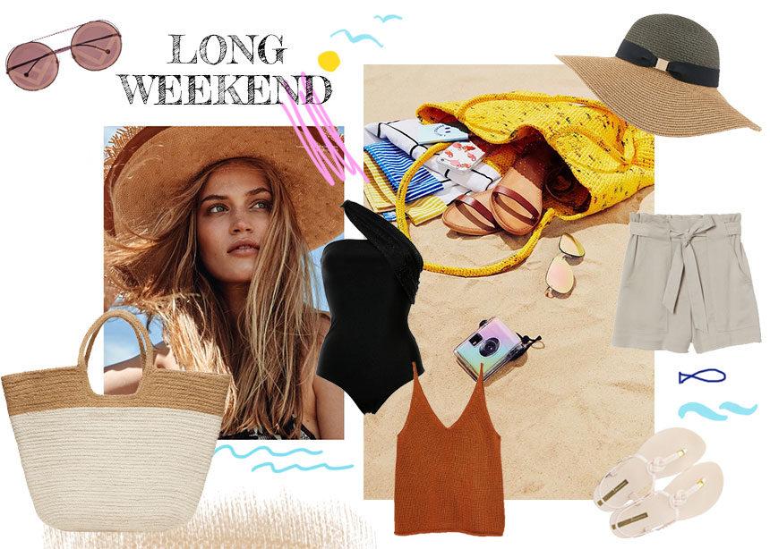 Φεύγεις για 3ήμερο; 15 stylish κομμάτια για να μην σου λείψει τίποτα! | tlife.gr