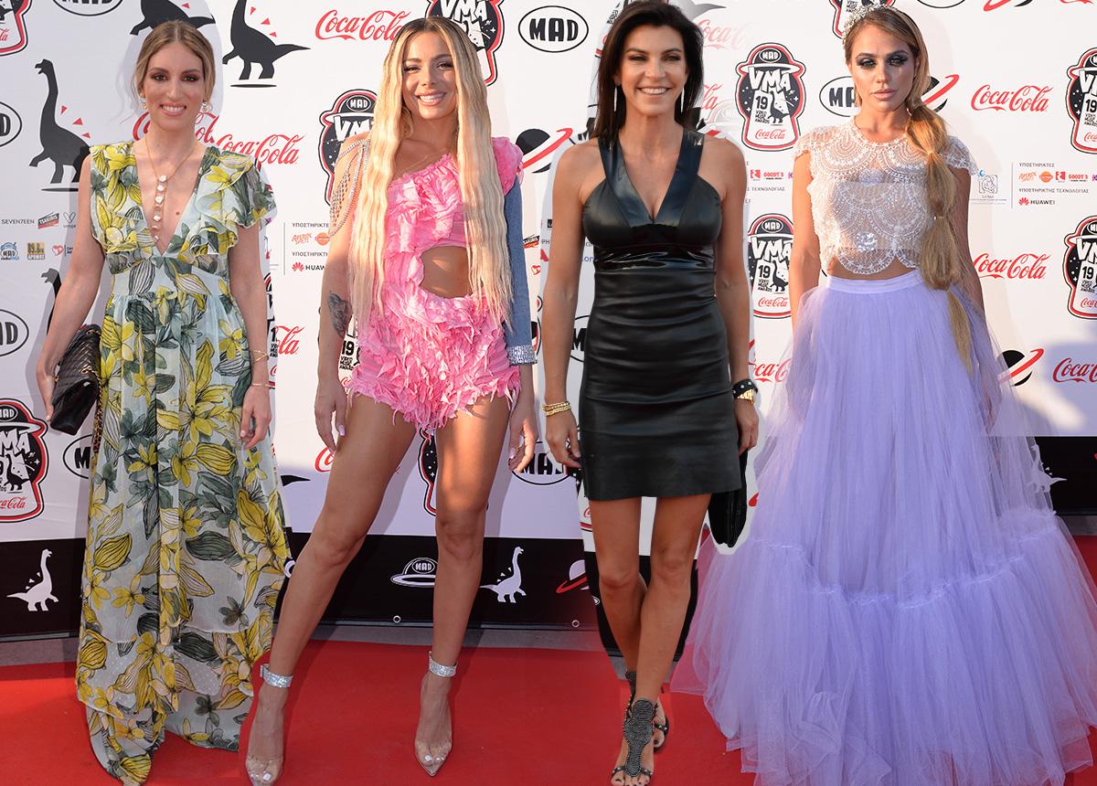MAD VMA 2019: Λάμψη στο κόκκινο χαλί των μουσικών βραβείων! Οι εμφανίσεις των celebrities [pics]