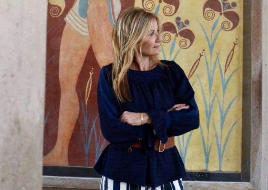 Μαρέβα Μητσοτάκη: Το μήνυμα που έστειλε στη Τζένη Μπαλατσινού λίγο πριν το γάμο της με τον Βασίλη Κικίλια! | tlife.gr