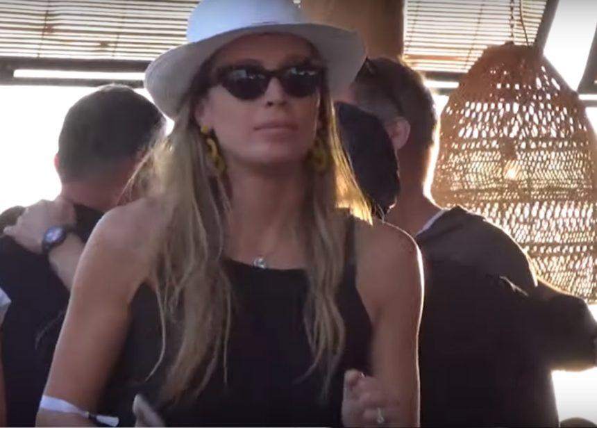 Μαριέττα Χρουσαλά: Χορεύει και διασκεδάζει σε beach bar στη Μύκονο! [video]   tlife.gr