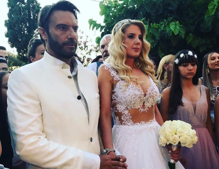 Στράτος Τζώρτζογλου–Σοφία Μαριόλα: Τα πρώτα βίντεο του γάμου τους στην Κρήτη! | tlife.gr