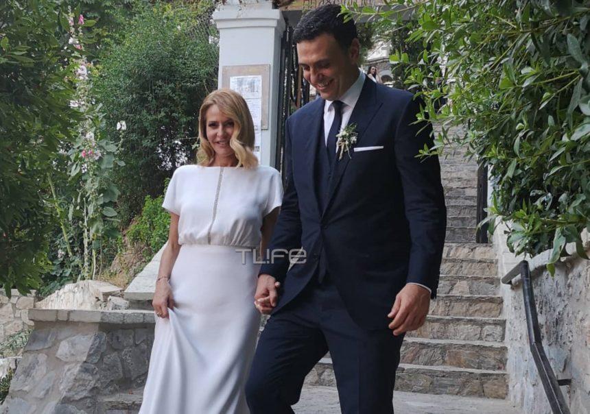 Γάμος Μπαλατσινού – Κικίλια: Αυτή είναι η μοναδική φωτογραφία μέσα από την εκκλησία! | tlife.gr