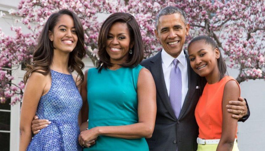 Οι οικογενειακές διακοπές των Ομπάμα στην νότια Γαλλία! | tlife.gr