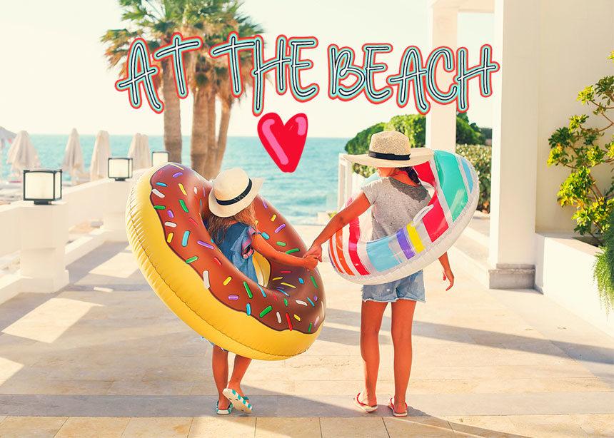 Παιδιά και παραλία: 19 «κόλπα» για να γίνει το μπάνιο της οικογένειας πιο εύκολη υπόθεση | tlife.gr