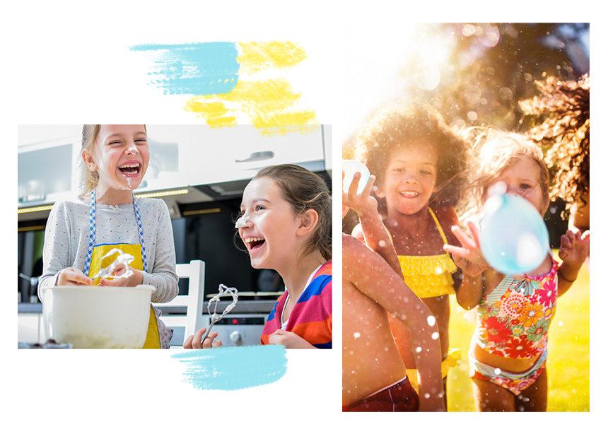 10 τέλειες καλοκαιρινές δραστηριότητες για να μην βαρεθεί το παιδί σου   tlife.gr