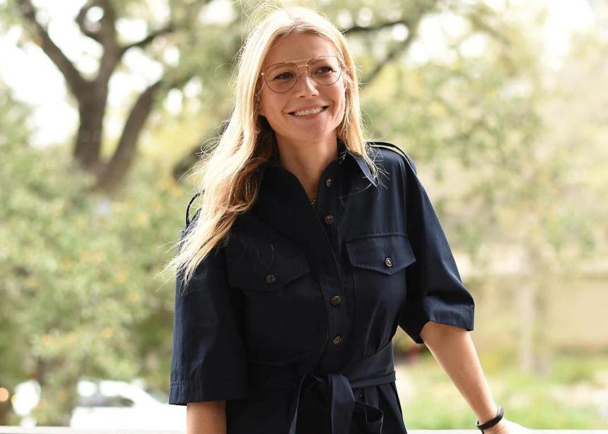 Η Gwyneth Paltrow σχεδιάζει για την Chloe   tlife.gr