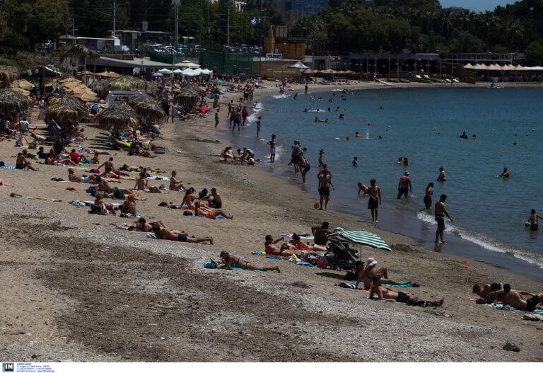 Θα… γεμίσουν σήμερα οι παραλίες –  θα φτάσει στους 37 βαθμούς ο υδράργυρος!   tlife.gr