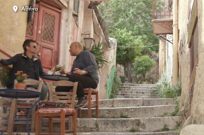 Στέλιος Παρλιάρος: Ο διάσημος pastry chef από την Ιταλία που ξενάγησε στην Πλάκα! | tlife.gr