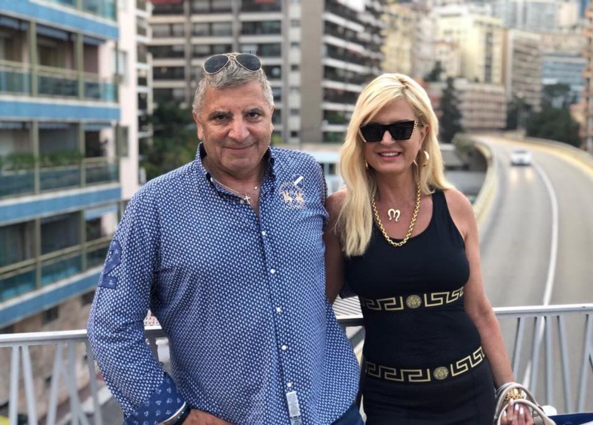 Γιώργος και Μαρίνα Πατούλη: Μετά το Μονακό ταξίδεψαν στο… Μιλάνο!