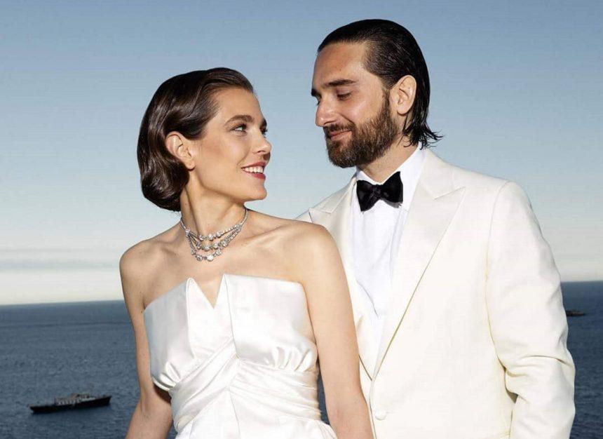 Παντρεύτηκε η πριγκίπισσα Charlotte Casiraghi, η εγγονή της Grace Kelly! [pics]   tlife.gr