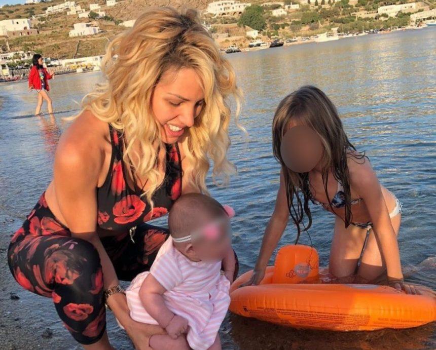 Σάσα Μπάστα: Θα βαφτίσει την κόρη της στην Μύκονο! | tlife.gr