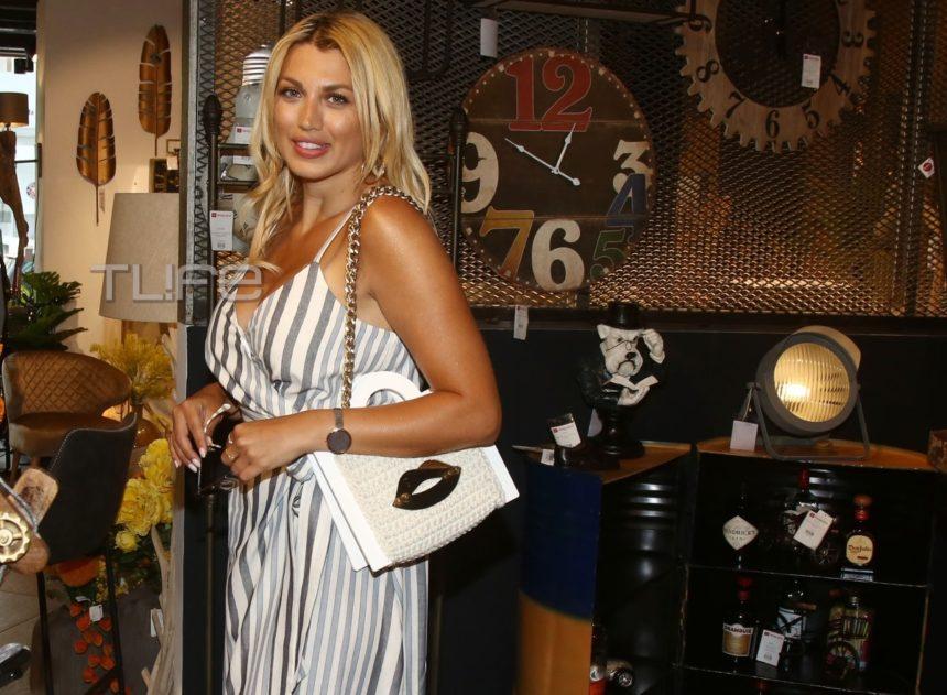 Κωνσταντίνα Σπυροπούλου: Χωρίς… ρετούς, με chic φόρεμα σε κοσμικό event! [pics] | tlife.gr