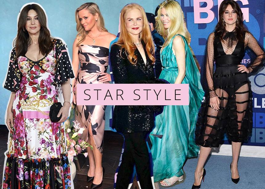 Δες τα πιο εντυπωσιακά look των star και ψήφισε την αγαπημένη σου για αυτή την εβδομάδα!