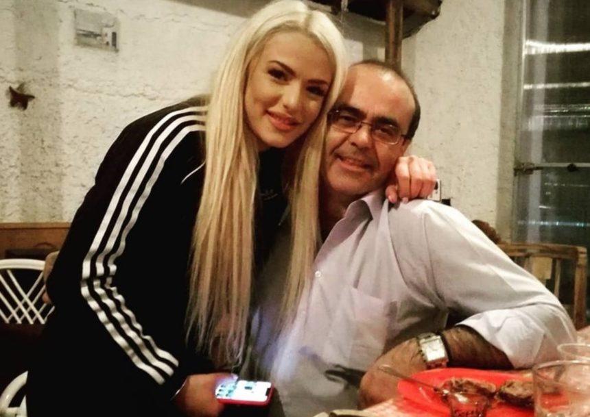 Ο πατέρας της Στέλλας Μιζεράκη αποχαιρετά τον Πάνο Ζάρλα και συγκινεί | tlife.gr
