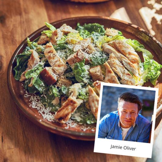 Κοτόπουλο του Καίσαρα από τον Jamie Oliver | tlife.gr