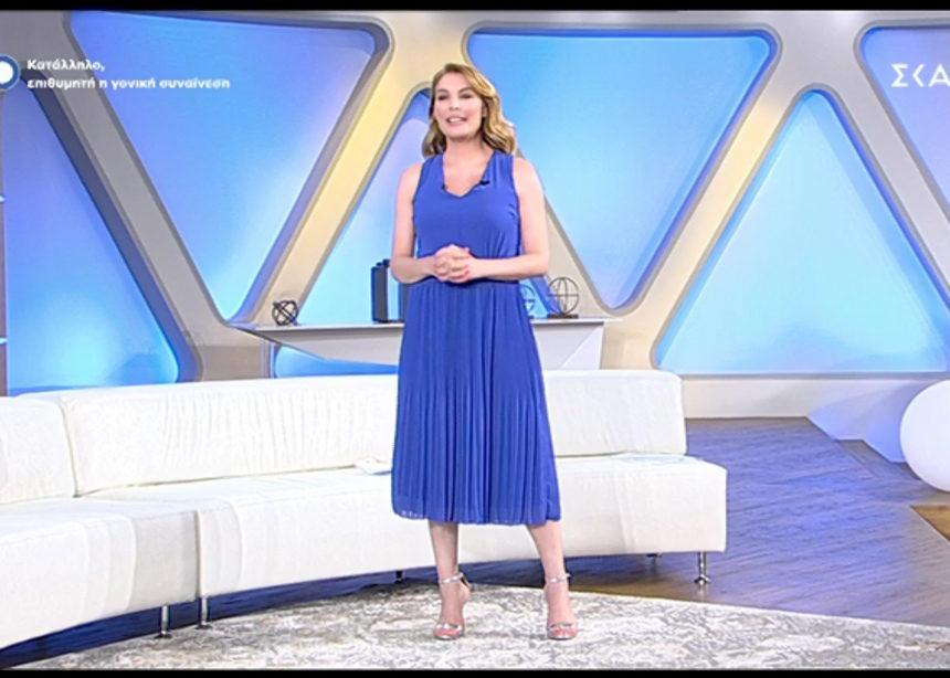 Όλες οι λεπτομέρειες για το look της Τατιάνας (17/06) | tlife.gr