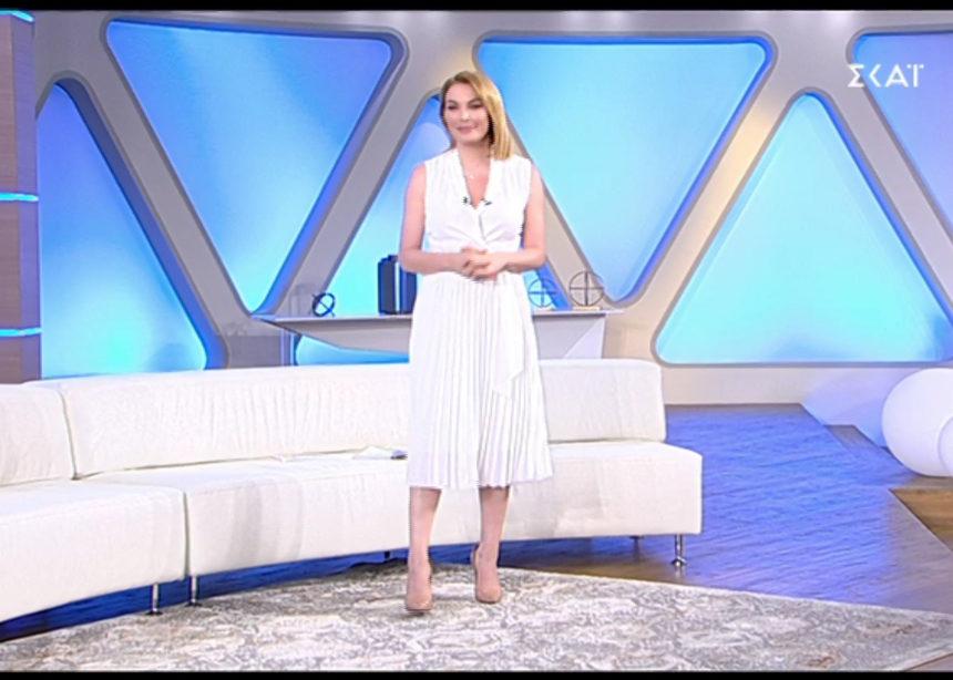 Όλες οι λεπτομέρειες για το look της Τατιάνας (13/06) | tlife.gr