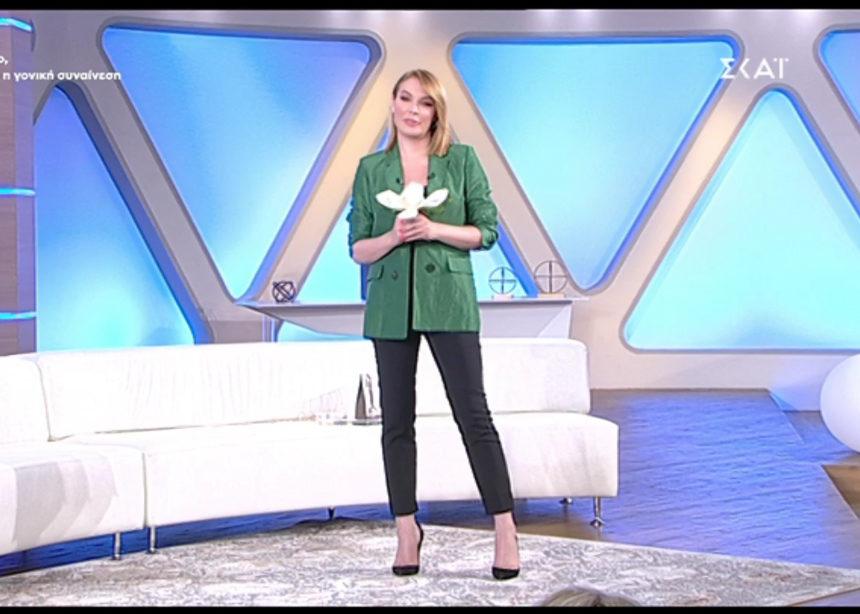 Όλες οι λεπτομέρειες για το look της Τατιάνας (14/06) | tlife.gr