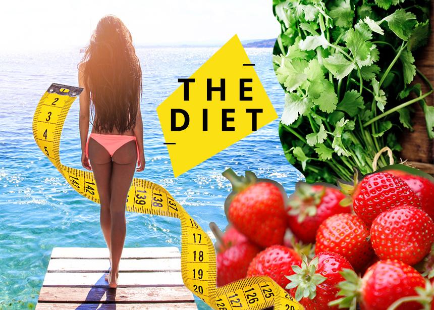 Δίαιτα: Αυτές οι τροφές καταπολεμούν την κυτταρίτιδα
