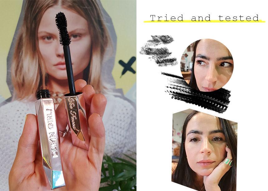 Δοκιμάσαμε την ολοκαίνουργια Damn Girl μάσκαρα της Too Faced λίγες ώρες πριν κυκλοφορήσει! | tlife.gr