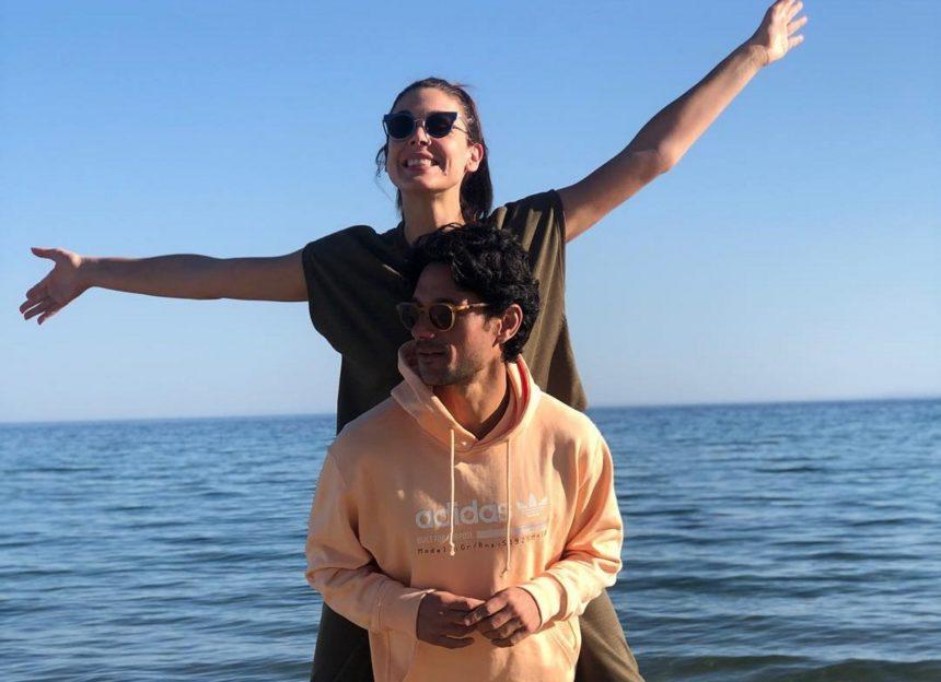 Ιωάννα Τριανταφυλλίδου – Πάνος Βλάχος: Μαζί και ερωτευμένοι στο Λος Άντζελες!   tlife.gr