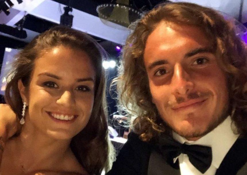 Στέφανος Τσιτσιπάς - Μαρία Σάκκαρη: Είναι ζευγάρι;