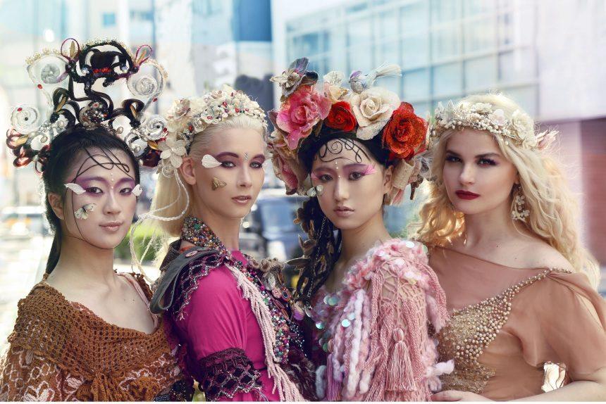 Ιωάννα Τζάνη: Η γνωστή hair stylist, πήρε το πρώτο βραβείο σε διαγωνισμό στην Ιαπωνία! Φωτογραφίες | tlife.gr