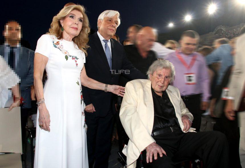 Μίκης Θεοδωράκης: Όλα όσα έγιναν στην μεγάλη συναυλία προς τιμήν του [pics]