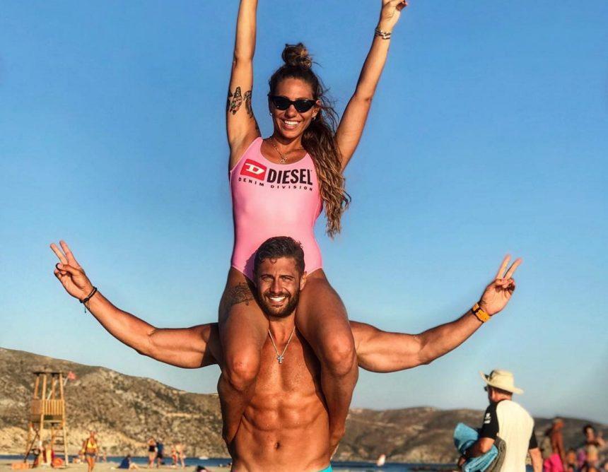 Ευρυδίκη Βαλαβάνη – Κωνσταντίνος Βασάλος: Απόδραση στην Κρήτη για το ερωτευμένο ζευγάρι!   tlife.gr
