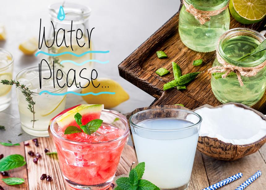 Νερά από φρούτα και λαχανικά: Ποια είναι όντως ευεργετικά για τον οργανισμό σου και ποια όχι