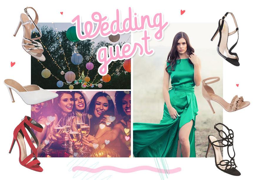 Καλεσμένη σε γάμο: 10 παπούτσια που θα σε βγάλουν ασπροπρόσωπη και… στιλάτη! | tlife.gr