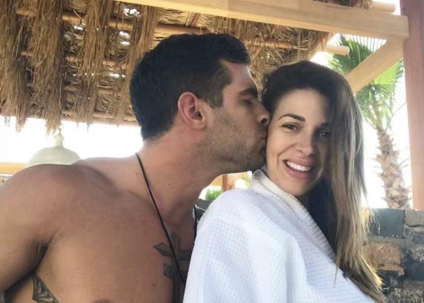 Ελένη Χατζίδου:  Ο χορός στον 6ο μήνα της εγκυμοσύνης  αγκαλιά με τον σύζυγό της! [video] | tlife.gr