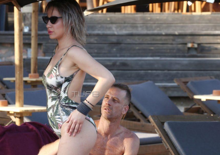 Ζωή Τζάνη: Στην παραλία με φουσκωμένη κοιλίτσα και full in love με τον σύντροφό της! [pics] | tlife.gr