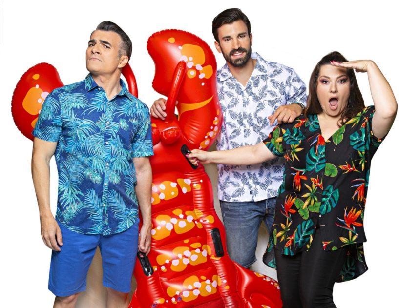 Καλοκαίρι #not: Έρχεται η νέα καλοκαιρινή εκπομπή με την Κατερίνα Ζαρίφη   tlife.gr