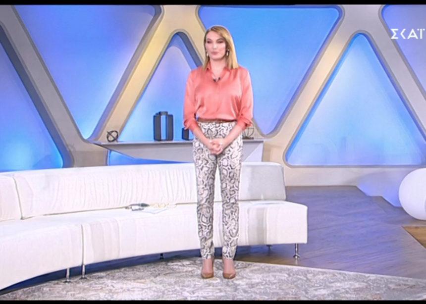 Όλες οι λεπτομέρειες για το look της Τατιάνας (05/07) | tlife.gr