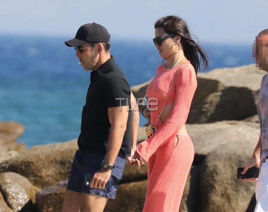 Andriana Lima: Χέρι-χέρι με τον νέο σύντροφό της στο Νησί των Ανέμων! [pics] | tlife.gr