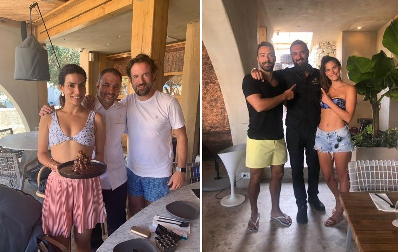 Τανιμανίδης – Μπόμπα – Σωτηροπούλου – Μαραβέγιας: Τι κοινό απόλαυσαν το Σαββατοκύριακο στην Μύκονο | tlife.gr