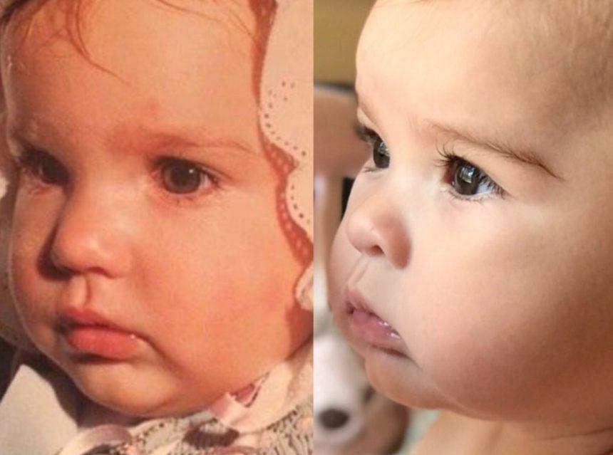 Μαμά και κόρη μοιάζουν σαν δυο σταγόνες νερού – Τις αναγνωρίζεις; | tlife.gr
