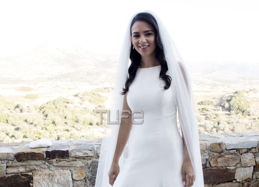 Έλενα Καρβέλα: Στιγμιότυπα από την προετοιμασία της νύφης, λίγο πριν παντρευτεί τον Κωνσταντίνο Μπογδάνο! [pics]   tlife.gr