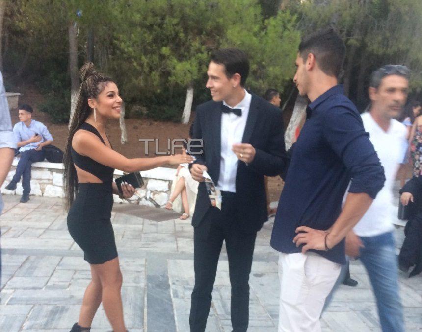 Ελευθερία Ελευθερίου - Δημήτρης Ταταράκης: Πρώτη κοινή εμφάνιση για το ερωτευμένο ζευγάρι! Αποκλειστικές φωτογραφίες