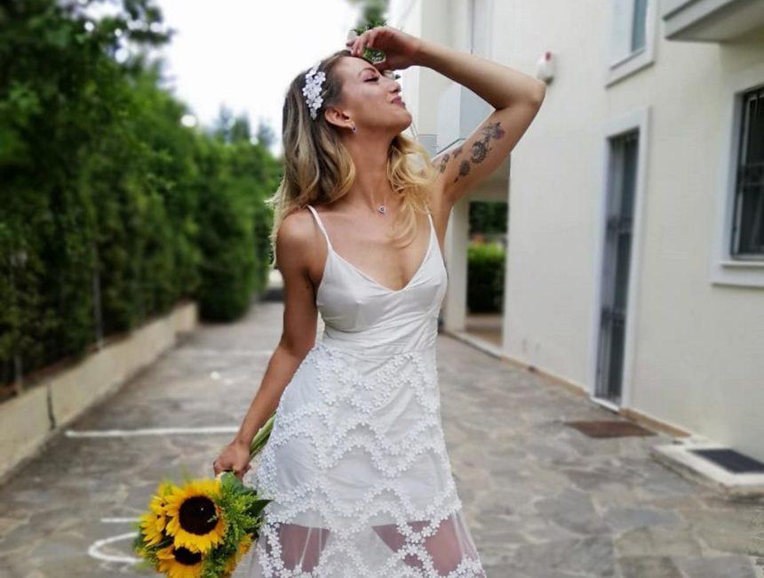 Εύα Τσάχρα: Μόλις παντρεύτηκε! [pics, video] | tlife.gr