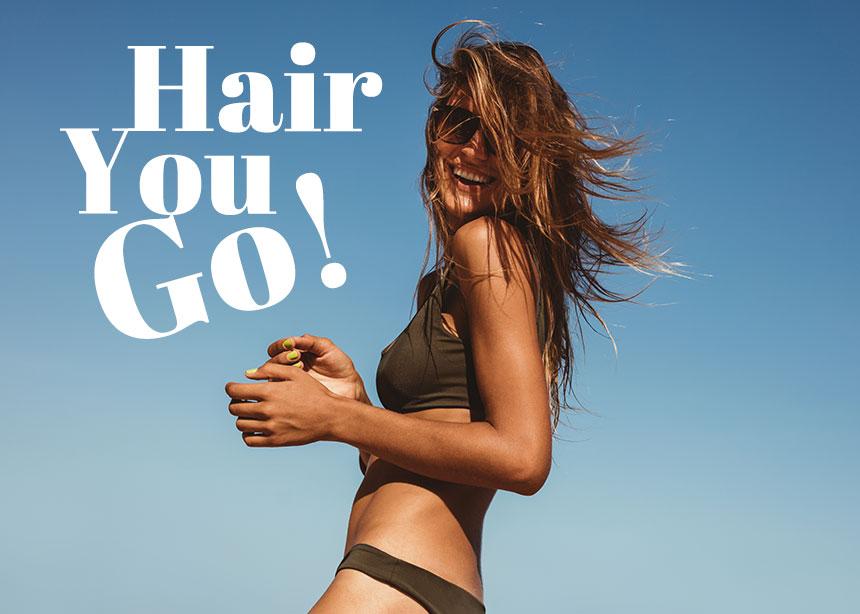7 tips που θα σώσουν τα μαλλιά σου αυτό το καλοκαίρι!
