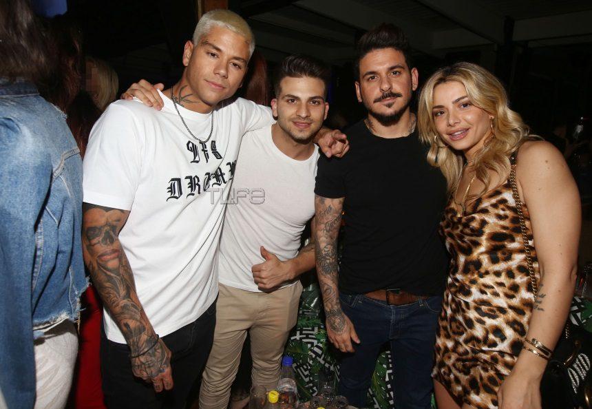 Εκρηκτικό πάρτι στην παραλιακή με celebrities! [pics] | tlife.gr