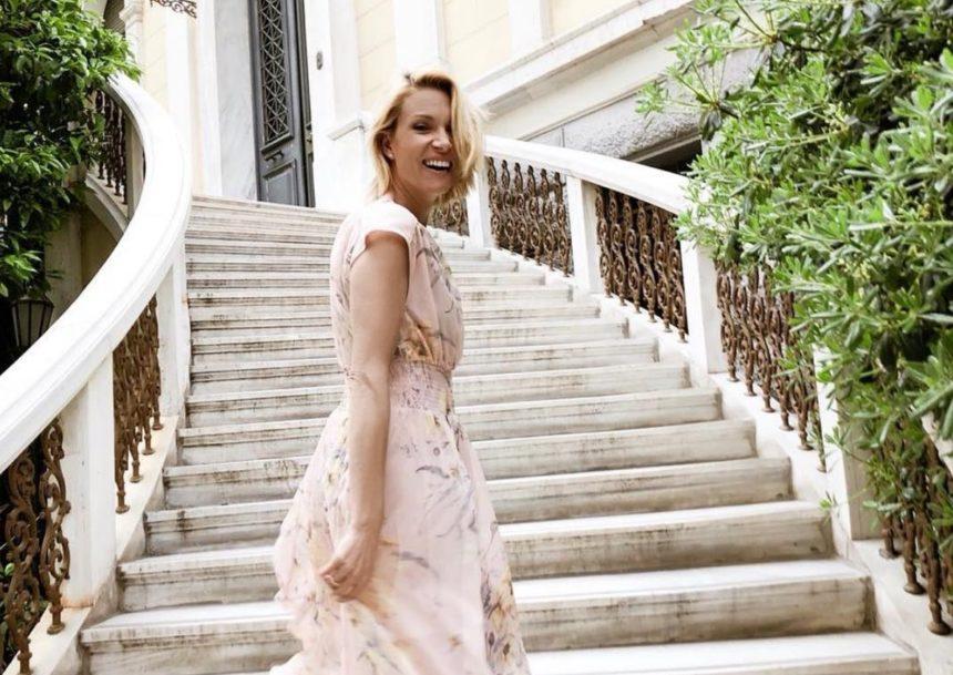 Βίκυ Καγιά: Στην Ιταλία με τον Ηλία Κρασσά για τα γενέθλιά της! [pics] | tlife.gr