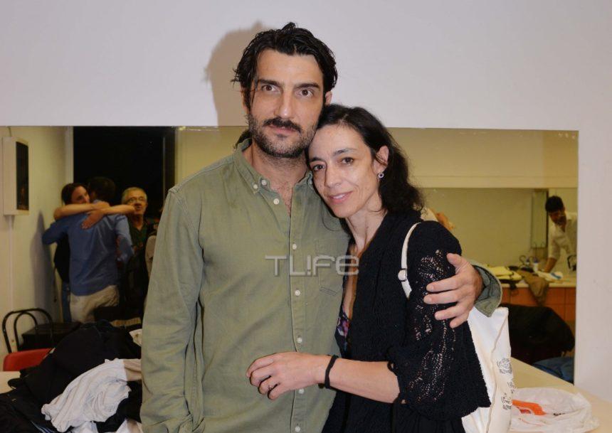 Νίκος Κουρής: Πρεμιέρα με την σύζυγό του στο πλευρό του! [pics]   tlife.gr