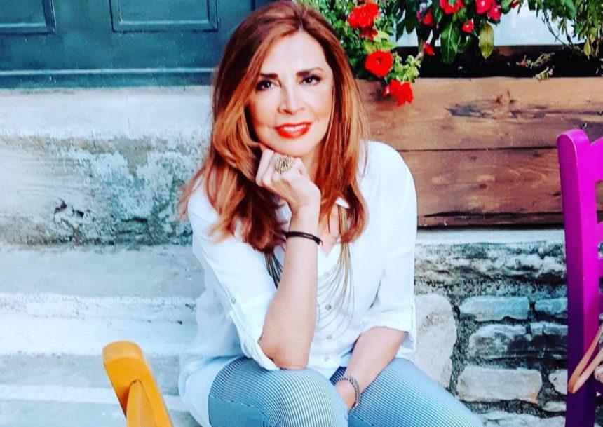 Μιμή Ντενίση: Δημοσίευσε φωτογραφίες της με μαγιό και χωρίς ίχνος ρετούς!   tlife.gr