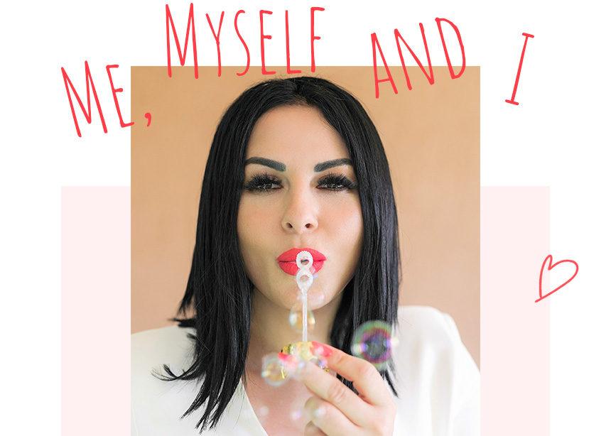 Me, myshelf and I με την Μαρία Μαρκαντωνάτου, την makeup artist με την μεγαλύτερη συλλογή hair accessories που είδες ποτέ! | tlife.gr