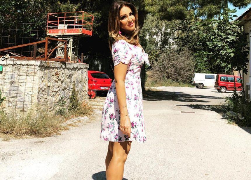 Ναταλία Γερμανού: Διακοπές στην Κρήτη με καλούς της φίλους! | tlife.gr