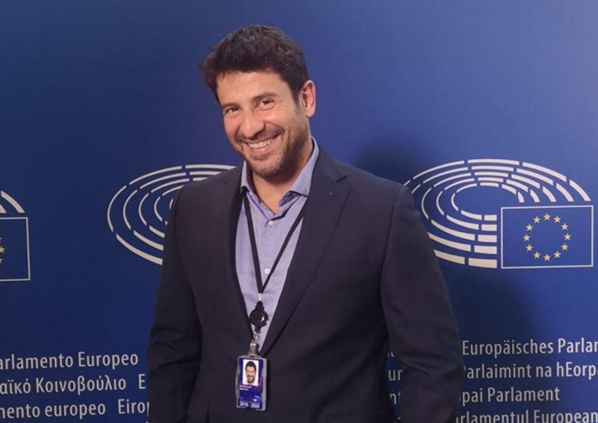 Αλέξης Γεωργούλης: Ορκίστηκε Ευρωβουλευτής – Το πρώτο μήνυμα από το Στρασβούργο! [pics,vid]   tlife.gr